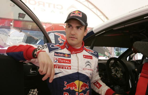Dani Sordo fährt 2013 für Citroën