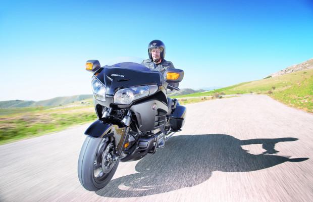 EICMA 2012: Honda präsentiert Gold Wing im Bagger-Style