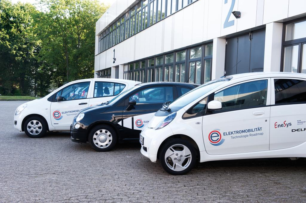 Elektroautos-Test: zu wenig Lademöglichkeiten