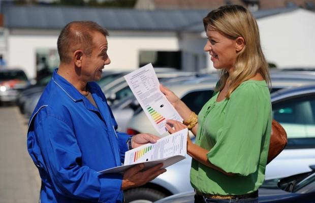 Energielabel beim Neuwagenkauf immer wichtiger