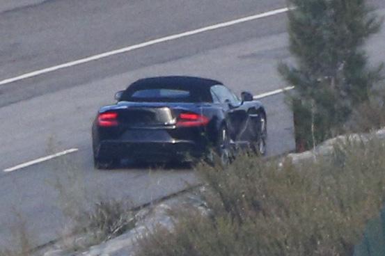 Erwischt: Aston Martin Vanquish Roadster – Oben ohne