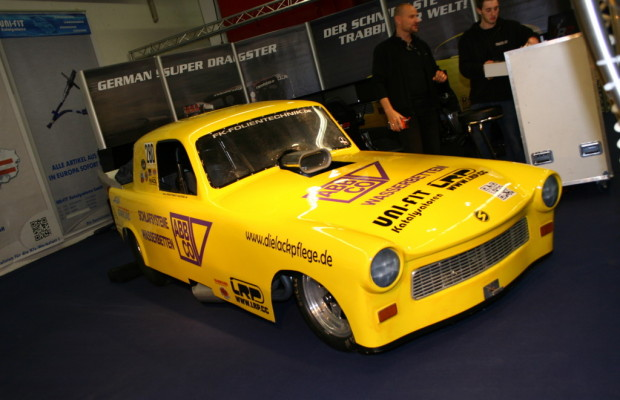 Essen 2012: For Drivers and Dreams