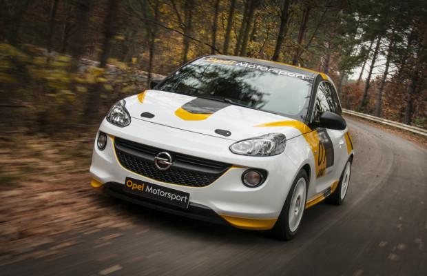 Essen 2012: Opel feiert Motorsport und Adam-Premiere