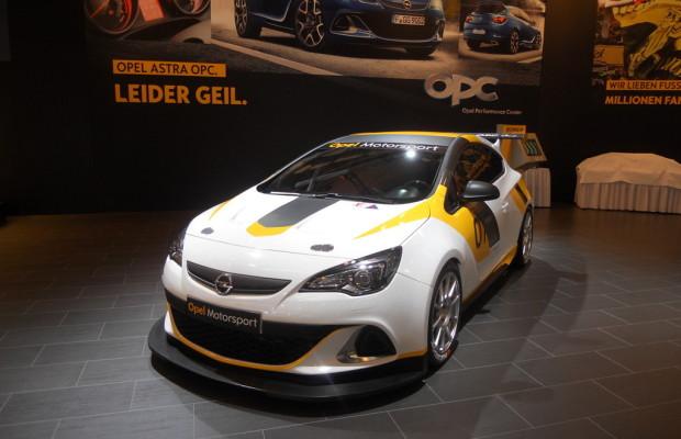 Essen 2012: Opel zeigt sportliche Modelle
