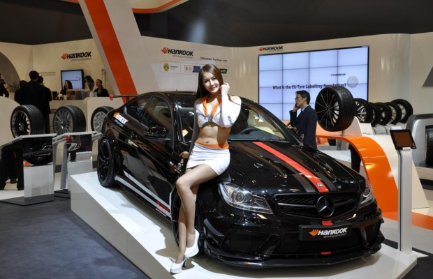 Essen Motor Show 2012: Die Messe Girls der Tuning-Messe