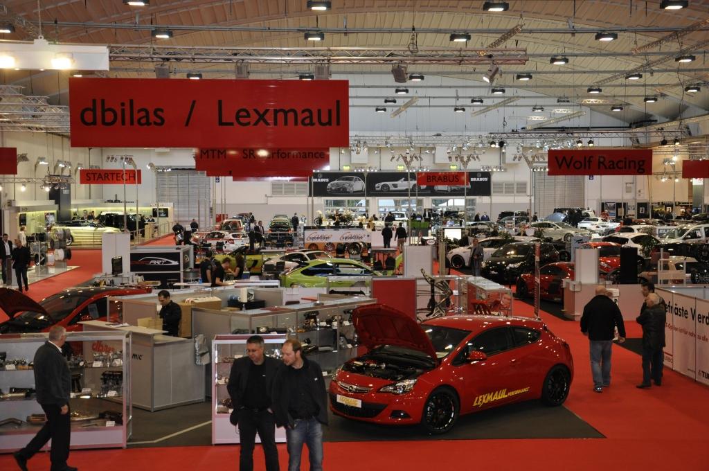 Essen Motor Show 2012: Lustwandeln im Veredler Olymp