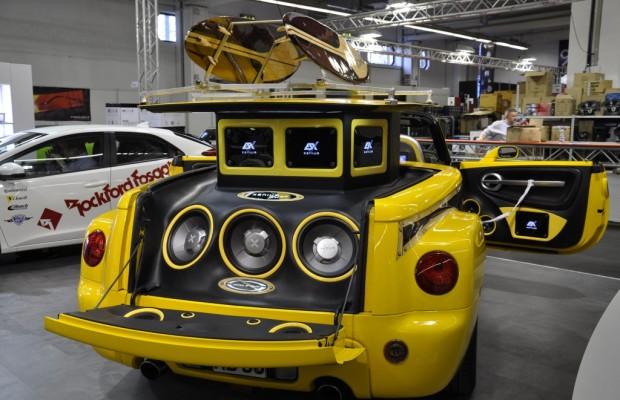 Essen Motor Show 2012: Racer, Einzelstücke, Hot Rods und Zubehör