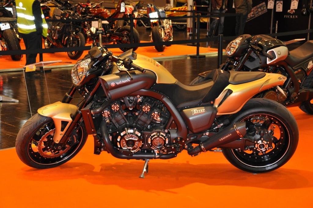 Essen Motor Show 2012: Supersportler, Streetfighter und Cafe-Racer auf der Speed Bike Show