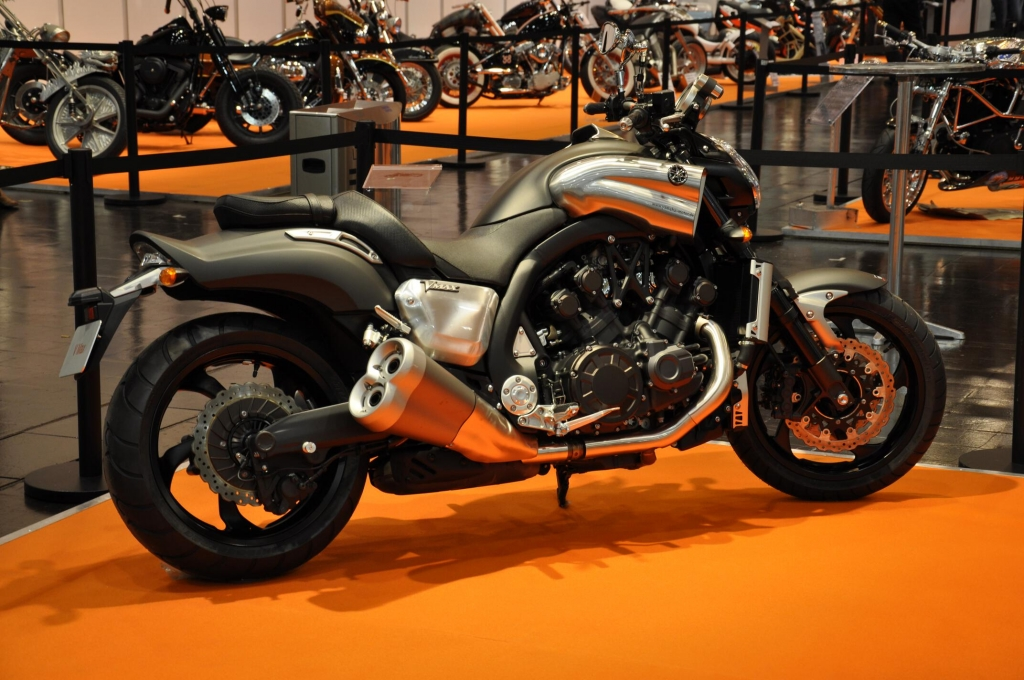 Essen Motor Show 2012: Supersportler, Streetfighter und Cafe-Racer auf der Speed Bike Show