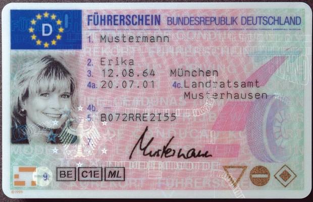 Führerschein: