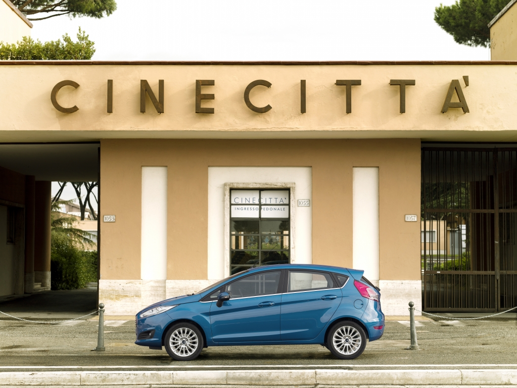 Fahrbericht: Ford Fiesta - Da tut sich was