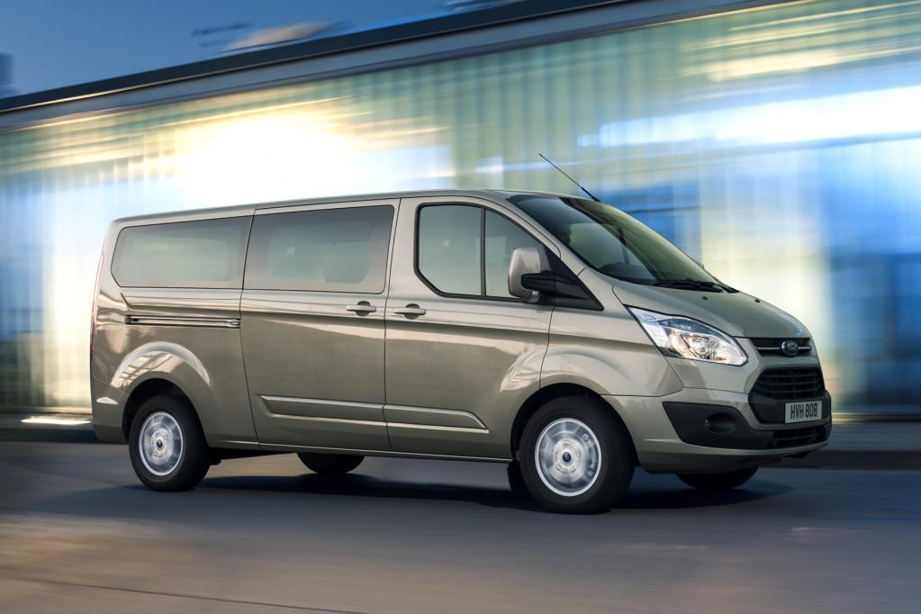 Fahrbericht: Ford Tourneo Custom Limited