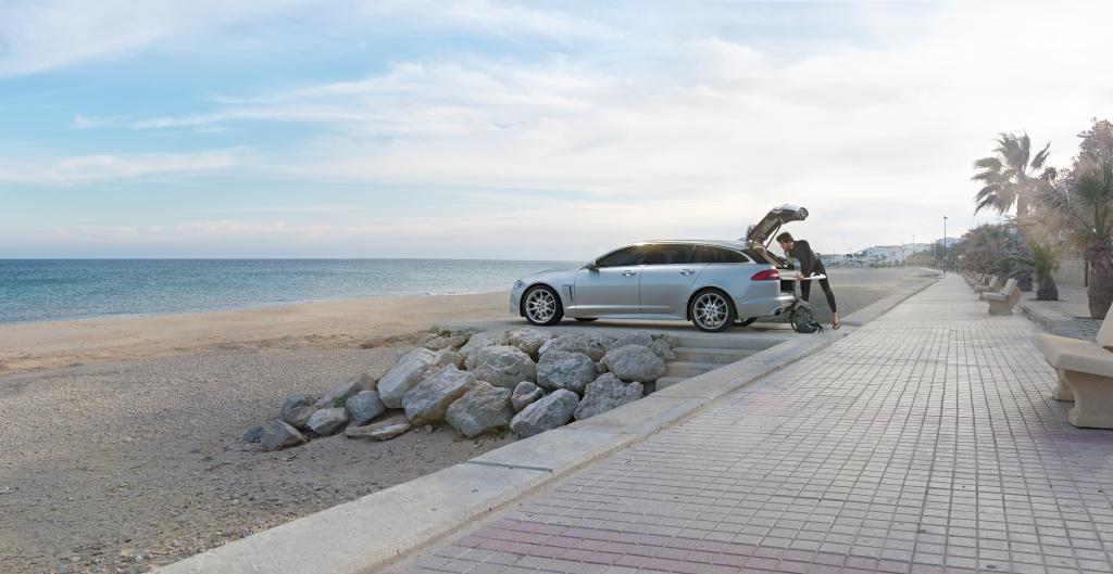 Fahrbericht: Jaguar XF Sportbrake - Auf dem Sprung