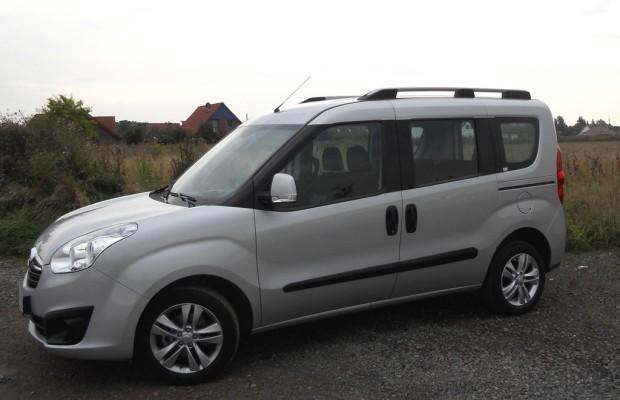 Fahrbericht Opel Combo: Viel Platz für alle(s)