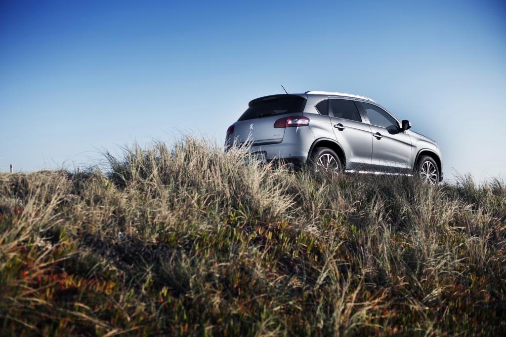 Fahrbericht Peugeot 4008: Eleganz für Straße und Gelände