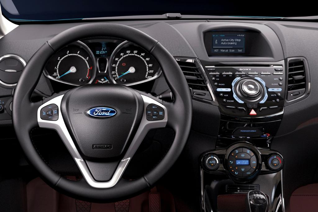 Ford Fiesta - Da tut sich was