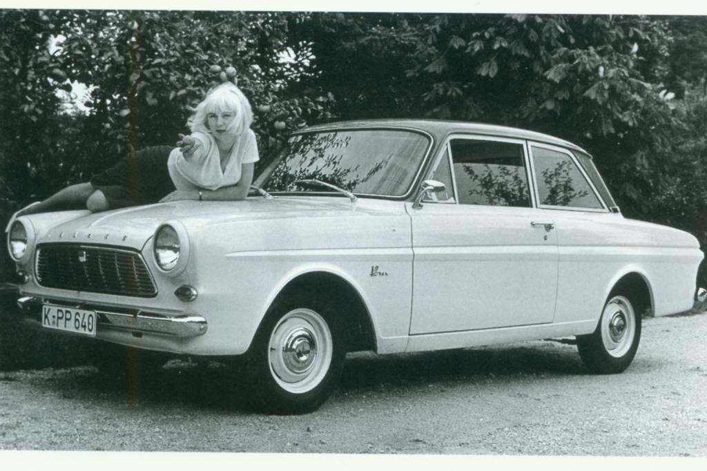 Ford Taunus 12M ab 1962