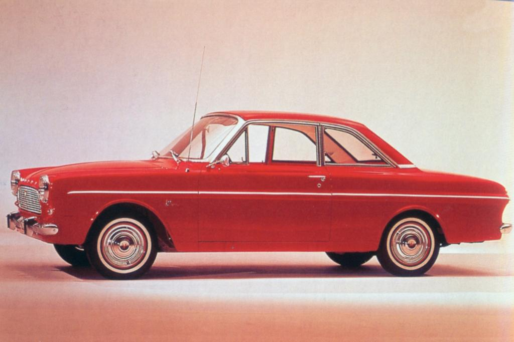 Ford Taunus 12MTS Coupe ab 1964