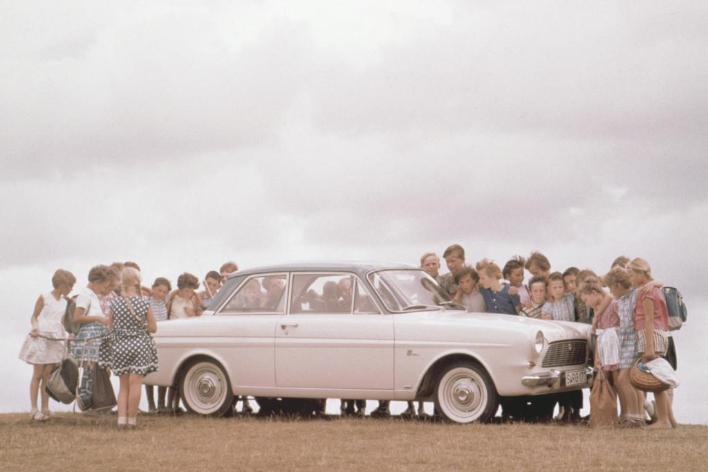 Ford Taunus ab 1962