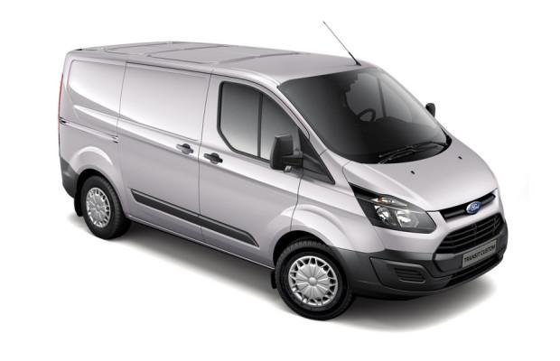 Ford Transit Custom Econetic mit Klassenbestwerten