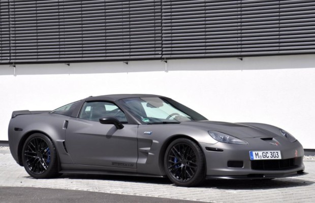 Geiger Car Corvette ZR1 mit 730 PS - Fette Vette