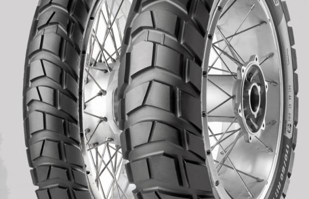 Gummi für Weltenbummler: Der Metzeler-Motorradreifen Karoo 3