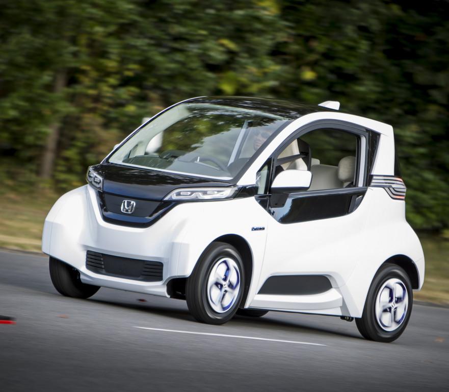 Honda testet kleines Elektroauto