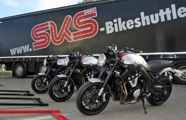 Horex liefert die ersten Motorräder aus