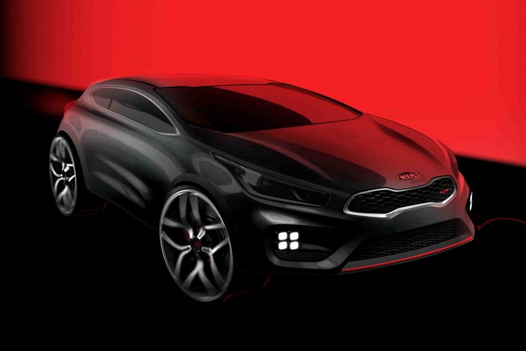 Kia Pro Ceed GT - Konkurrenz für den Golf GTI
