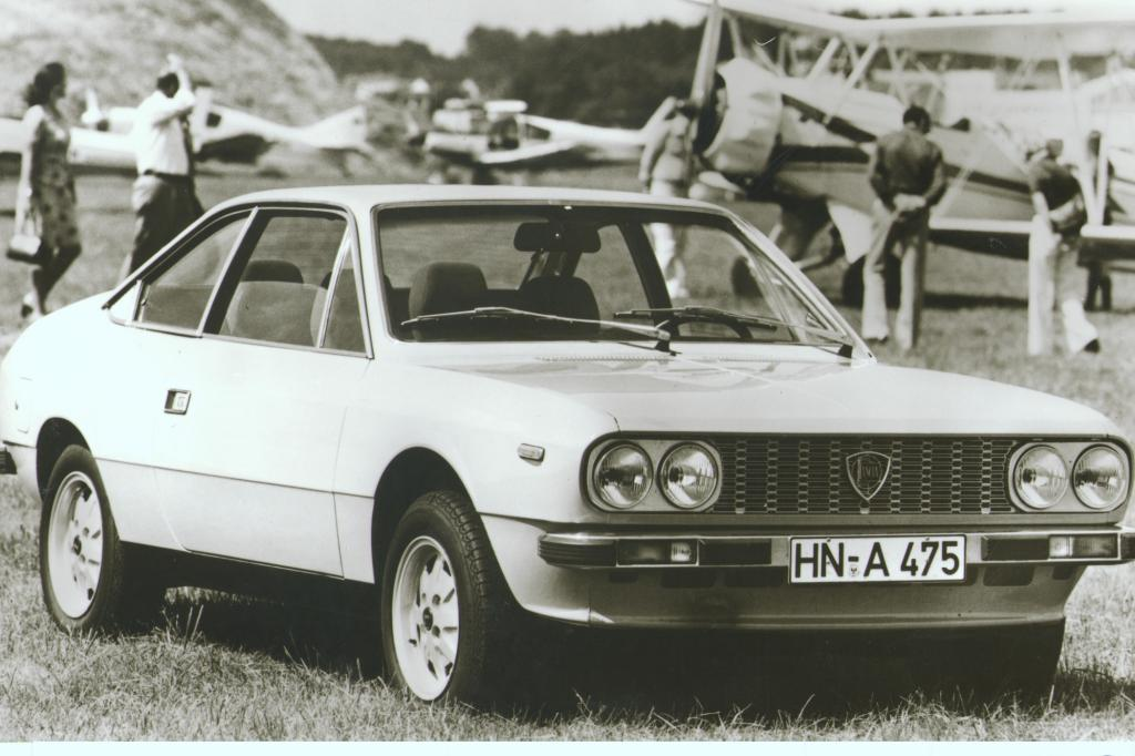 Lancia Beta Coupe ab 1975