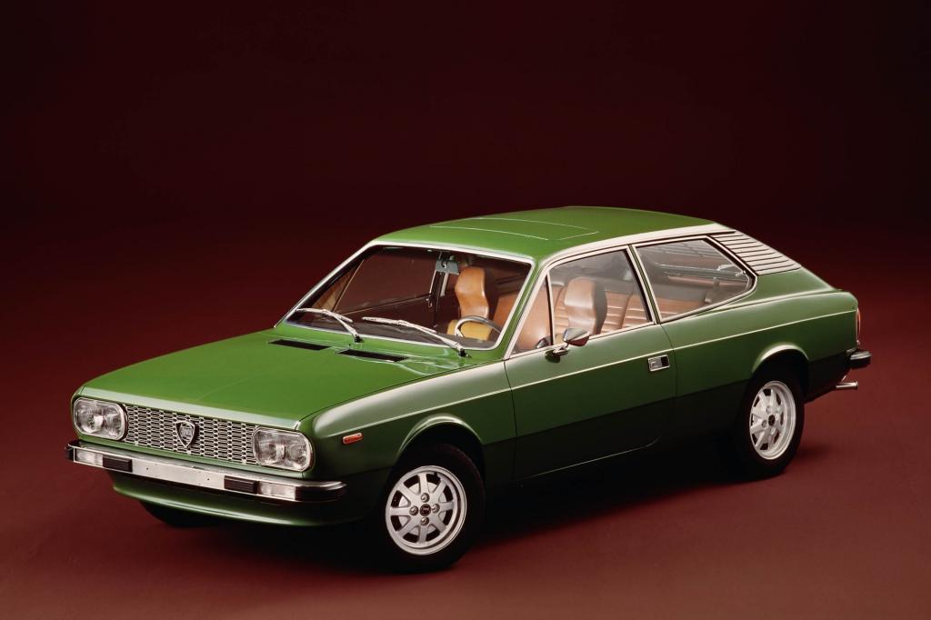 Lancia Beta HPE ab 1975
