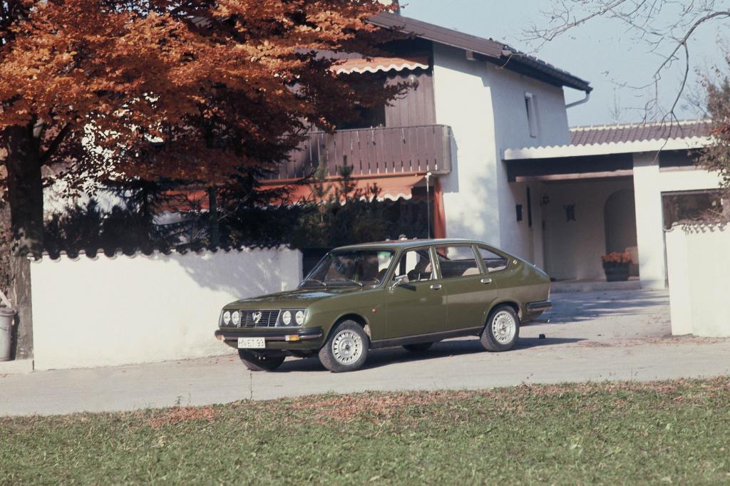 Lancia Beta ab 1974
