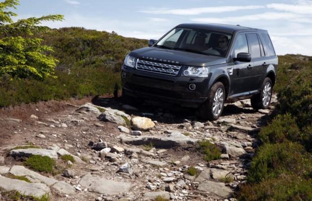 Land Rover Freelander - Der kleine Lord