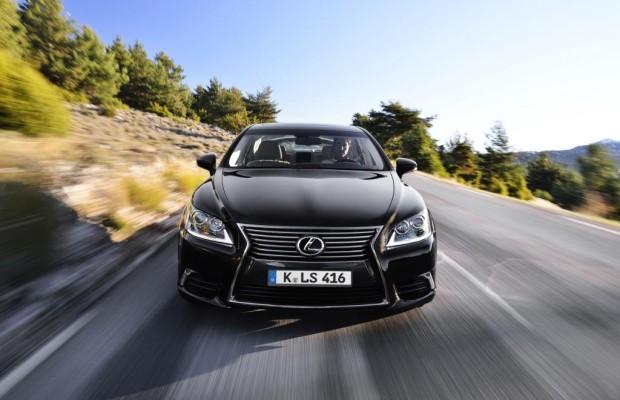 Lexus LS 600h - Sportlich für die Generation Gleitsicht