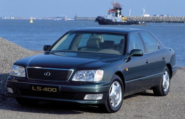 Lexus auf der Suche nach Image