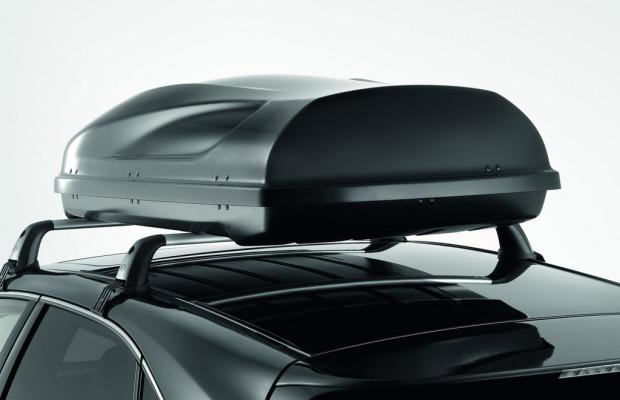 Lexus bietet Dachträger
