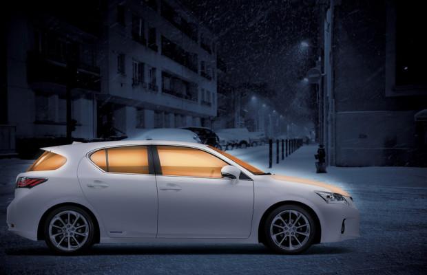 Lexus bietet Standheizung für jedes Lexus-Modell