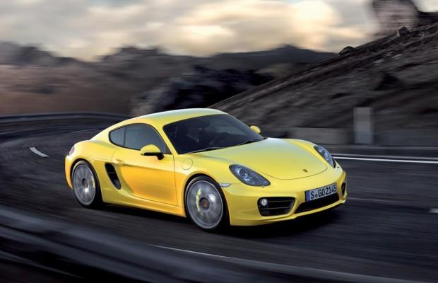 Los Angeles 2012: Porsche Cayman - Länger, breiter, schneller