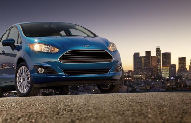 Los Angeles 2012: US-Debüt für Ford Fiesta