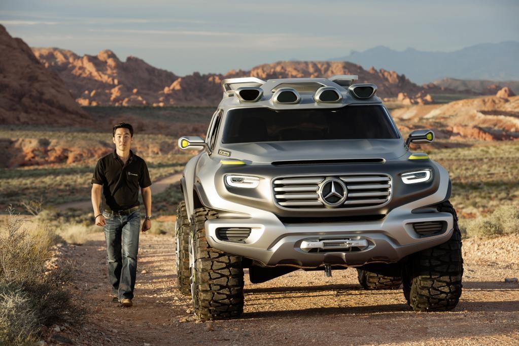 Los Angeles Autoshow: Von Spar-Hybrid bis Monster-SUV