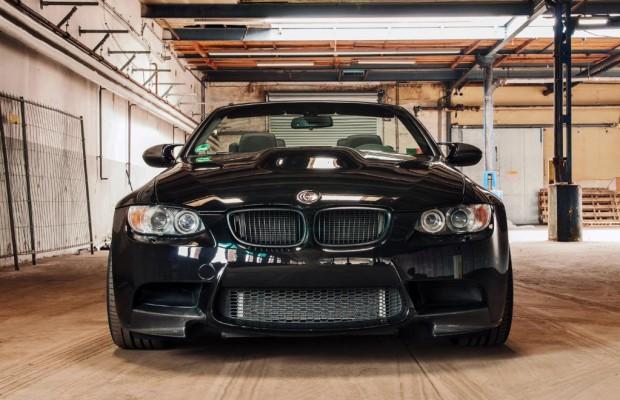 Manhart bringt BMW M3 Cabrio auf 664 PS