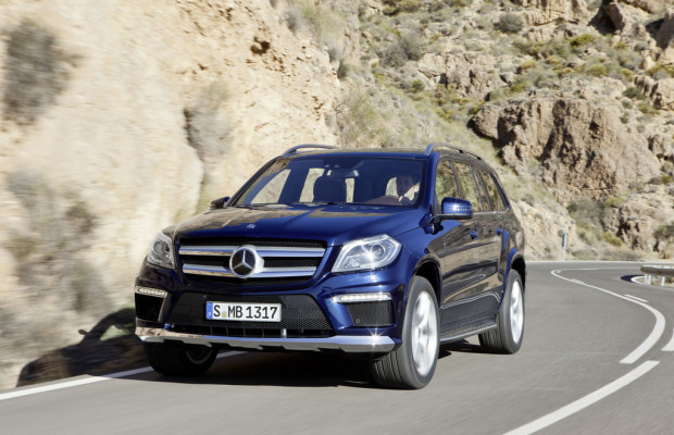 Markteinführung des neuen Mercedes-Benz GL