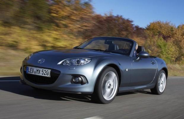 Mazda-Modellpflege für den MX-5 - Noch kein Ende der Legende