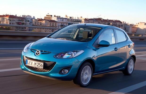 Mazda baut Kleinwagen von Toyota in Mexiko