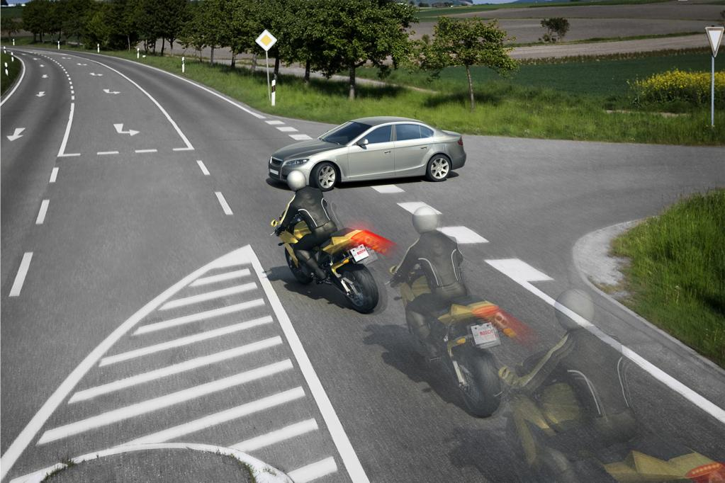 Mehr Motorrad-Sicherheit mit ABS