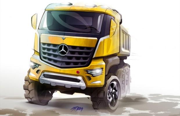 Mercedes-Benz Arocs: Spezialist fürs Grobe
