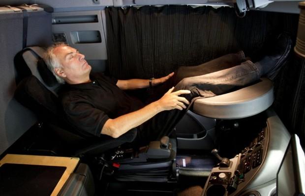 Mercedes-Benz TopFit Truck - Wellness auf Achse