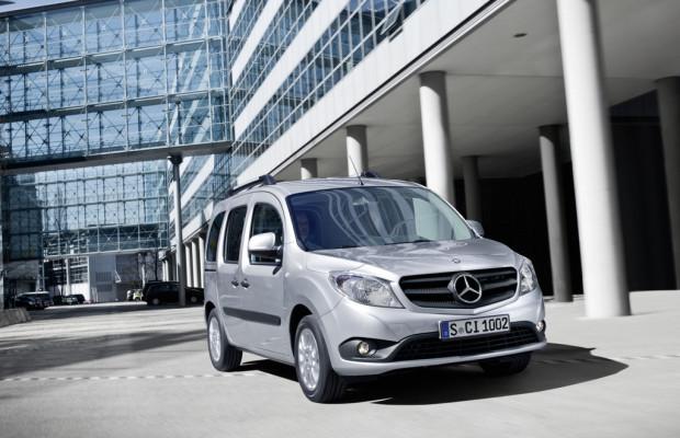 Mercedes-Benz erweitert Charter Way um den Citan