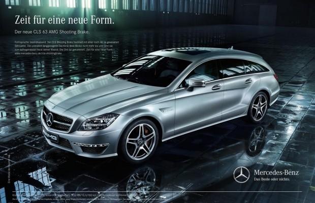 Mercedes-Benz startet Werbekampagne zum CLS Shooting Brake
