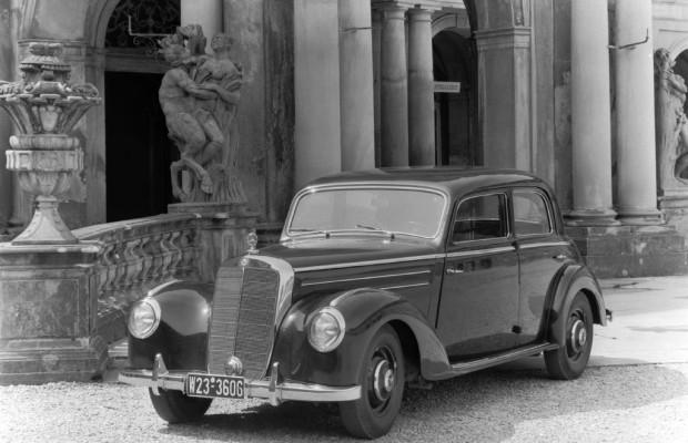 Mercedes S-Klasse: Seit sechs Jahrzehnten Maßstab der Oberklasse
